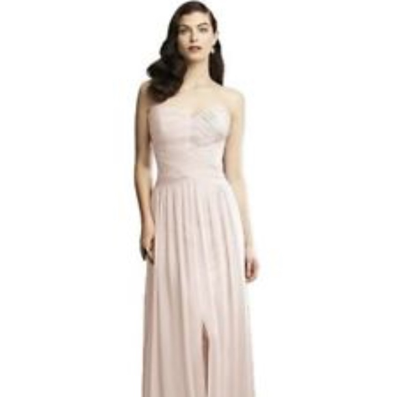 1508621e5e8af Dessy Collection Dresses | New Unaltered Blush Dessy Bridesmaid ...
